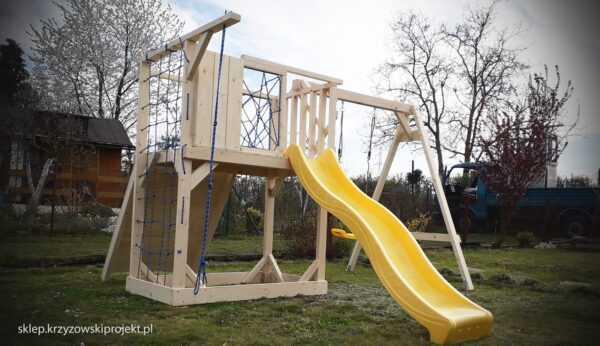 plac zabaw, meble ogrodowe, domek dla dzieci, zjeżdżalnia, ślizg, ścianka wspinaczkowa, huśtawka dla dzieci, nowoczesny plac zabaw 01