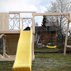 plac zabaw, meble ogrodowe, domek dla dzieci, zjeżdżalnia, ślizg, ścianka wspinaczkowa, huśtawka dla dzieci, nowoczesny plac zabaw 02